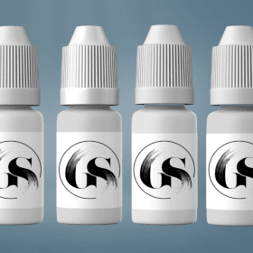 grey skies e liquid