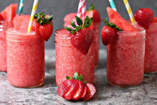 strawmelon