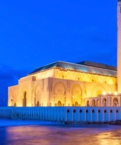 Casablanca e liquid